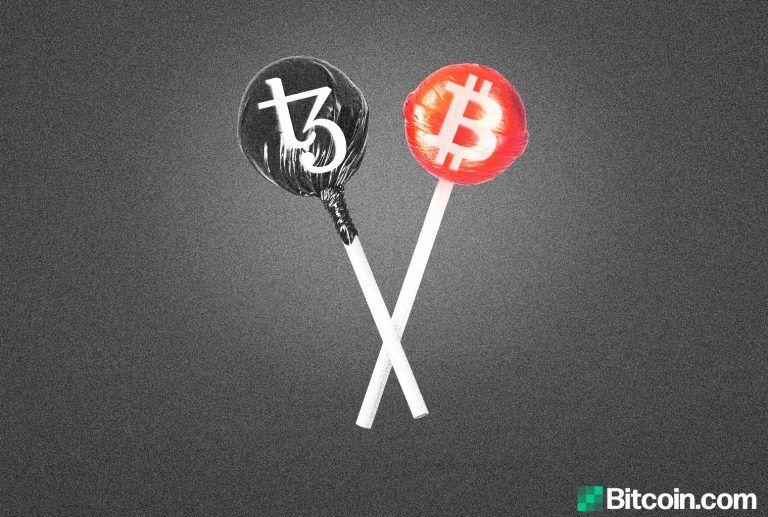 New Wrapped Bitcoin Platform Allows You to Transact in BTC Using Tezos