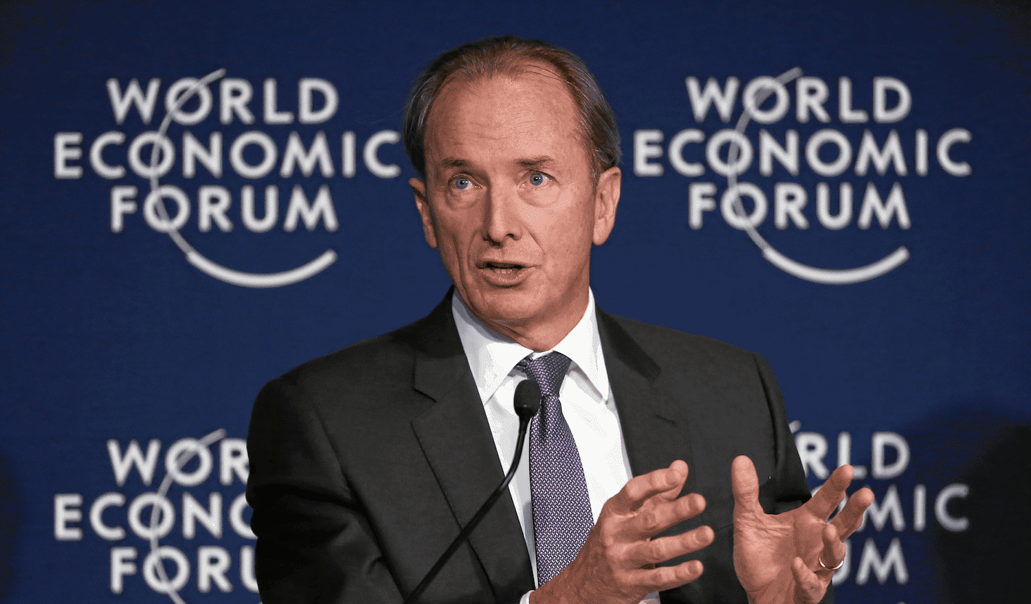Morgan Stanley CEO: Bitcoin Is 'More Than Just A Fad'