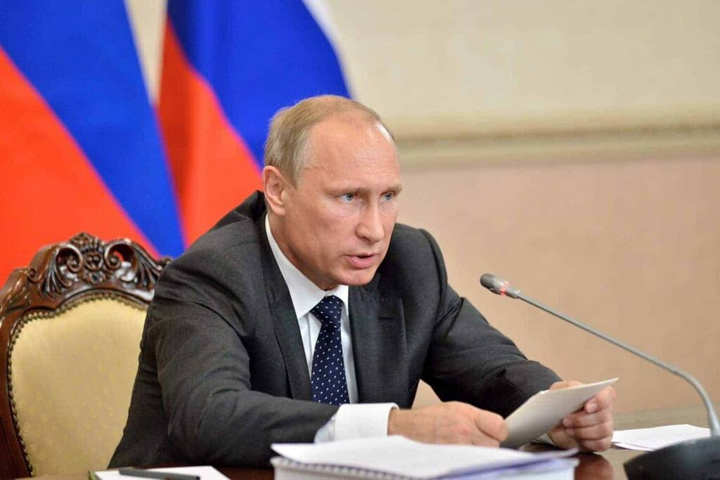 Russian President Vladimir Putin: Cryptocurrency Poses 'Serious Risks'
