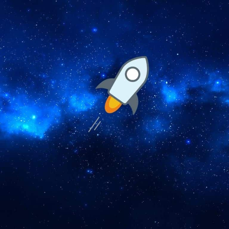 Stellar Rockets into the Cryptocurrency Top 10 After Tripling in a Week