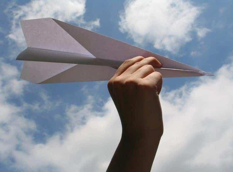 Telegram Urges Paper Airplane Protest, Pussy Riot Activist Arrested
