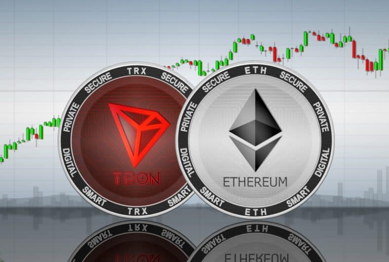 Ethereum vs Tron: Comparing Data, Defi and Stablecoins from Both Chains After Viral Tweet