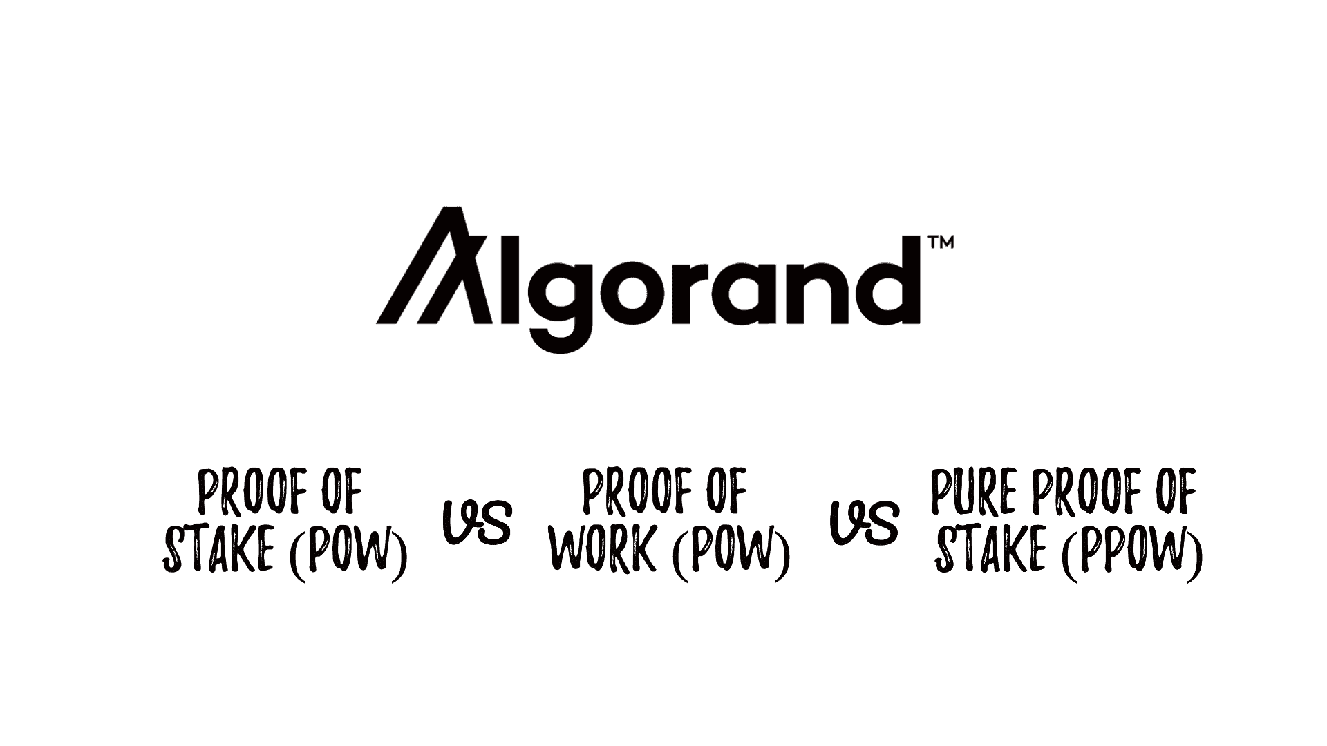 Algorand PPoS