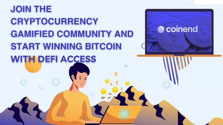 Coinend: 1,2,3 Take off – New Gamified Crypto Prediction Platform