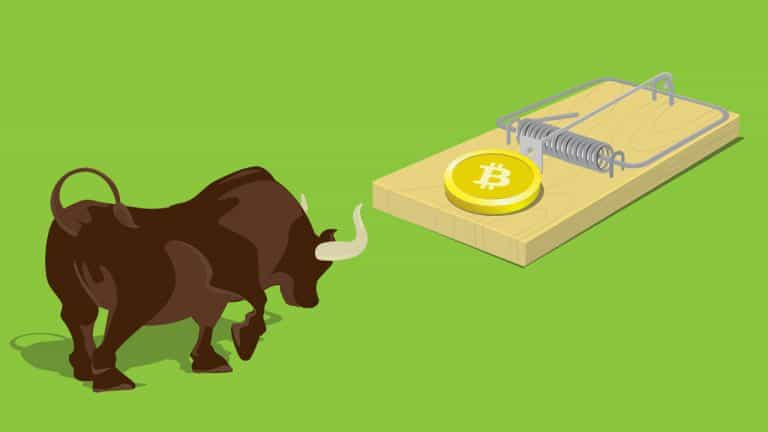 Market Update: Bull Trap Warnings After Bitcoin Shoots Above $18k Handle