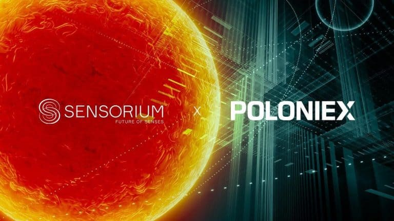 Poloniex Lists SENSO As Sensorium Galaxy's Partnership Spree With World-Class Artists Accelerates