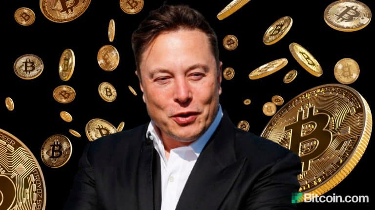 Elon Musk Supports Bitcoin, Says BTC on the Verge of Broad Acceptance