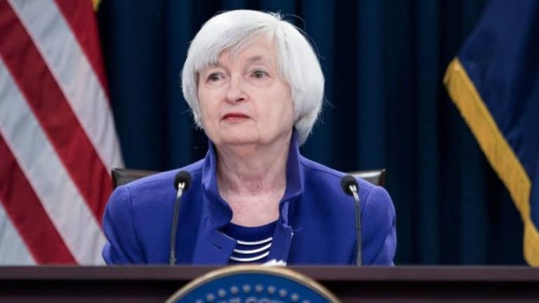 US Treasury Secretary Janet Yellen Says 'the Misuse of Cryptocurrencies Is a Growing Problem'
