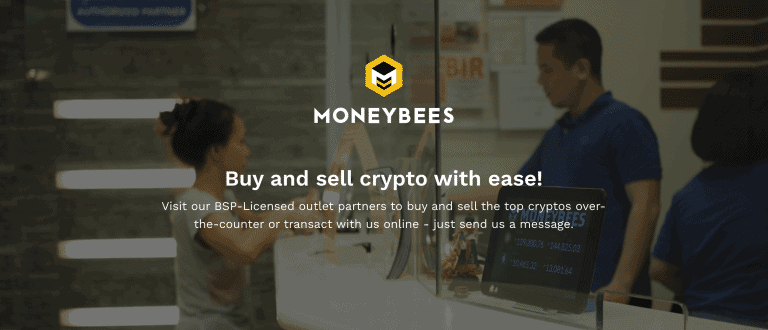 Filipinos Can Now Cash in Crypto Without Fees Through Moneybees OTC Outlets