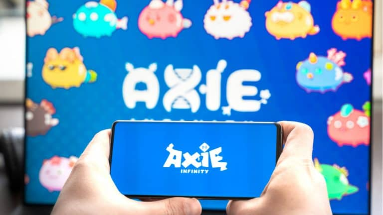 Axie Infinity Economy Booms as NFT Sales Rise