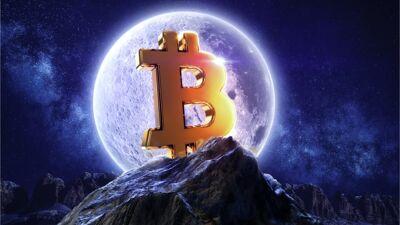 Bitcoin Skyrockets Above $57K, Recaptures Trillion Dollar Market Cap, Double-Digit Weekly Gains